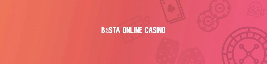 bästa online casino