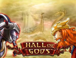 Hall of Gods progressiva jackpottarna
